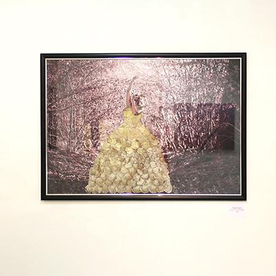 Ausstellung Always in Between Galerie STP Greifswald