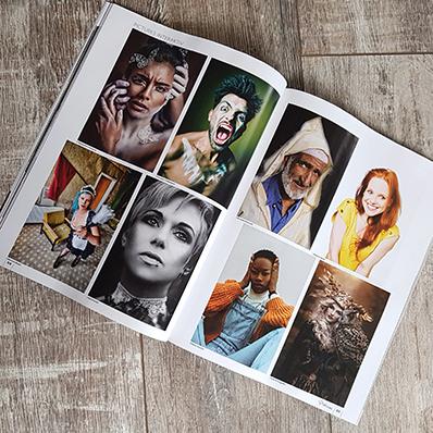 Veröffentlichung Pictures Magazin